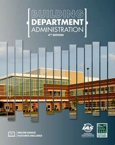 Building Department Administration - 9781609833473