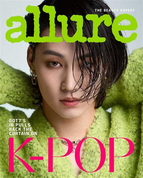 GOT7's JB on Defining His Public and Private Selves
