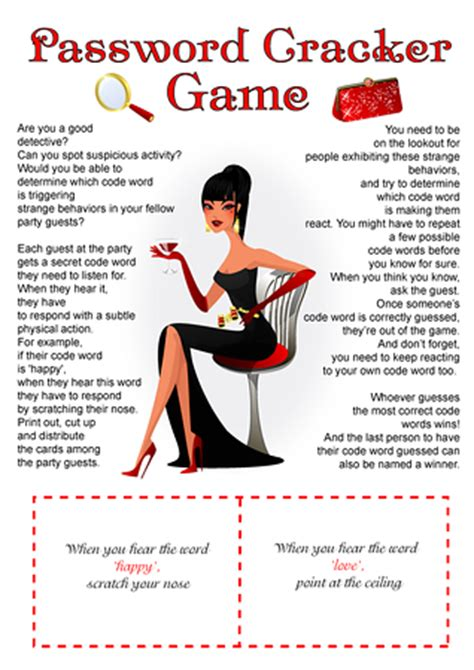 30th Birthday Party Games – Printable Games