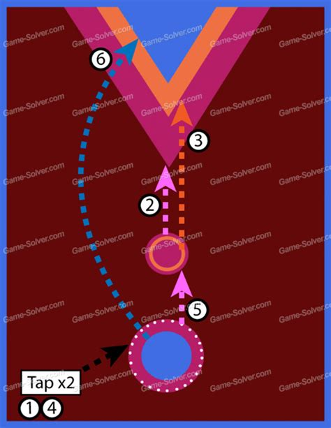 Color Zen Classic Pack Chapter 6 Level 4 • Game Solver