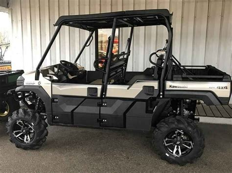 New 2017 Kawasaki Mule Pro-FXT Ranch Edition ATVs For Sale