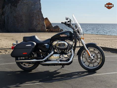 2014 Harley Davidson SuperLow 1200T Review - Top Speed