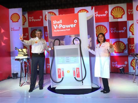 Shell launches V-Power petrol, eyes outlet expansion in India