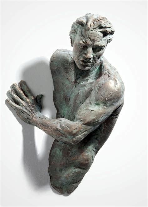 Incredible realistic wall sculptures by Matteo Pugliese