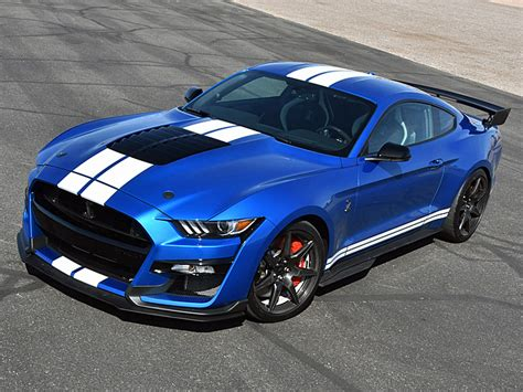 2020 Ford Mustang Shelby GT500 Review | Expert Reviews | J