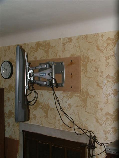 Wall Mounting with Plywood Question - AVS Forum | Home