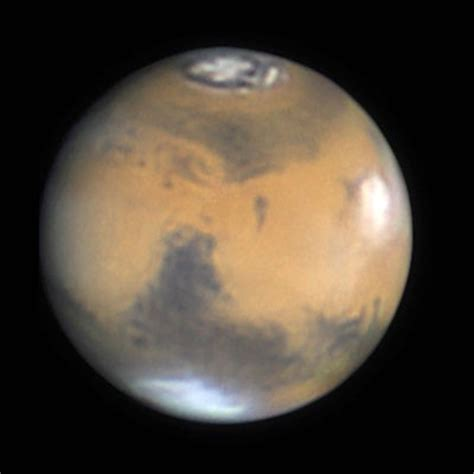 Mars: Closest, Biggest, and Brightest in a Decade - Sky
