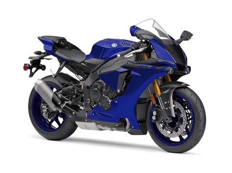 2018 Yamaha YZF-R1 Review • Total Motorcycle