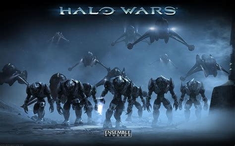 Halo Wars Xbox 360 Game Wallpapers   HD Wallpapers   ID #9967