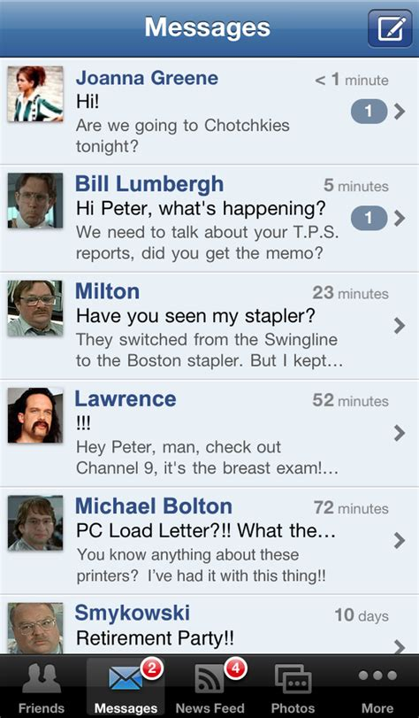 Facebook Chat 1