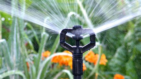Antelco Rotor Max ™ Irrigation Sprinklers Installation