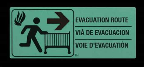 All First Responder Safety Signs By Foundations Options