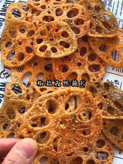 Deep Fried lotus root – Authentic Chinese Food Recipes