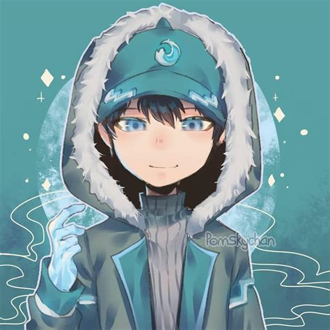 Boboiboy Ice Anime HD Wallpapers - Wallpaper Cave