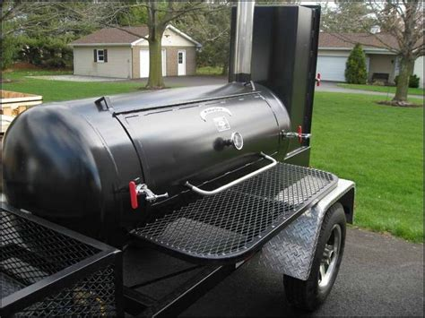 Bbq Smokers Trailers For Sale Dallas TX