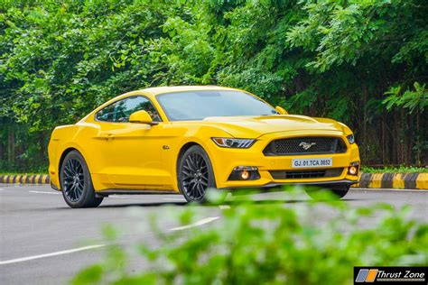 Supercars Gallery: Ford Mustang Gt India
