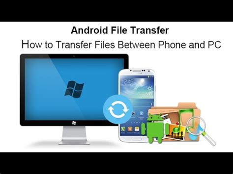 Android File Transfer - How to Transfer Files Between