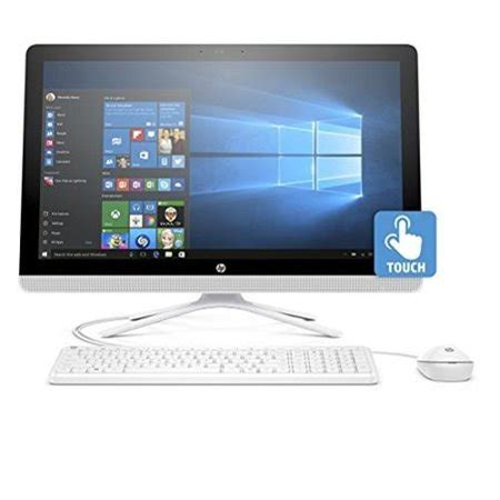 HP 24-g020 All-in-One Desktop PC with AMD A8-7410