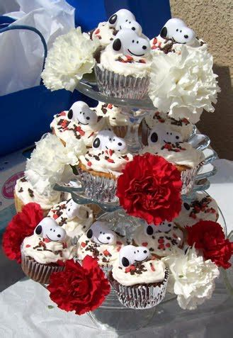 ♥Snoopy Themed Baby Shower!!♥ - Free Pretty Things For You