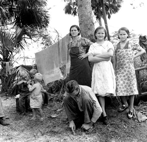 Florida Memory - Migrant agricultural worker and his