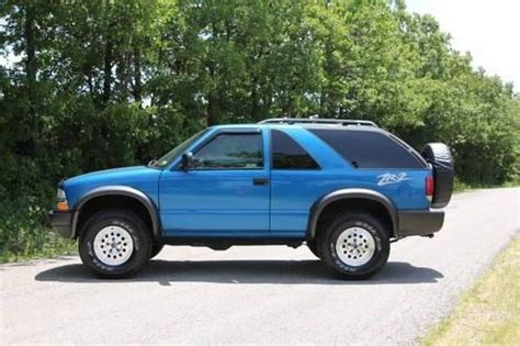 CHEVY BLAZER ZR2 4X4 FOR SALE IN MCHENRY IL 60050 for Sale
