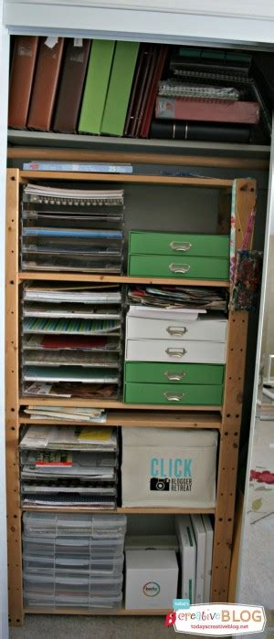 Storing Craft Supplies   Today's Creative Life