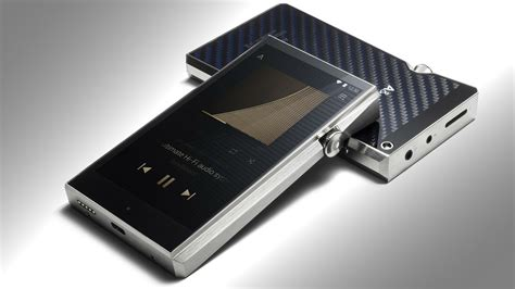 Astell & Kern's new hi-res player has a bizarre name and
