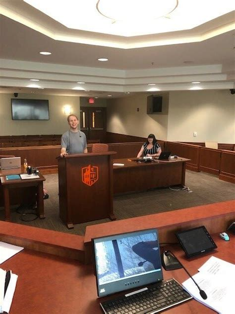 Campbell Law advocates compete at Jessup Moot Court