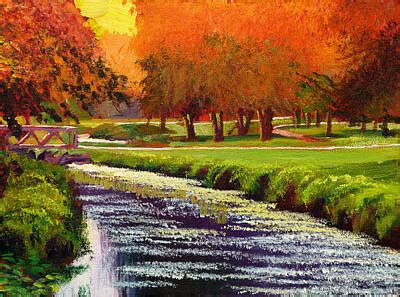 Golf Course Paintings for Sale (Page #2 of 23)