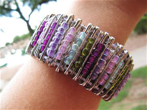 Safety Pin Bracelet: How to Make in 27 Ways | Guide Patterns