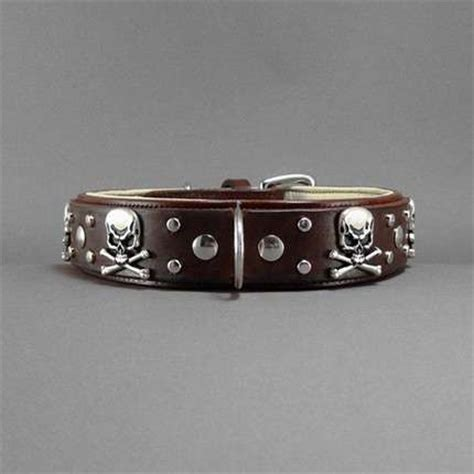 Personalized Dog Collars: Leather Collars & Leashes From