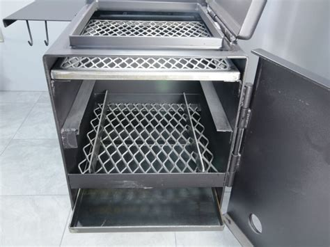 BBQ Smoker Pit in Houston Texas, Firebox Grill & Cooking