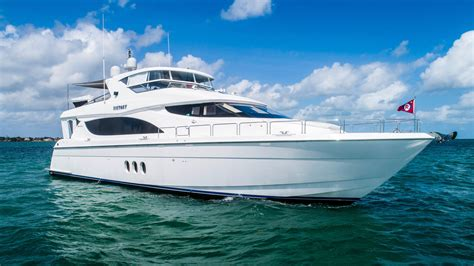 VICTORY Motor Yacht Hatteras for sale - YachtWorld