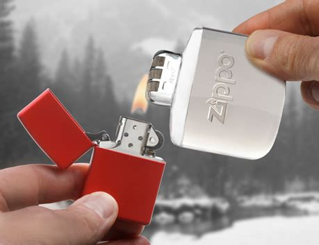 Gear Review: Deluxe Hand Warmer by Zippo makes her a Zippo