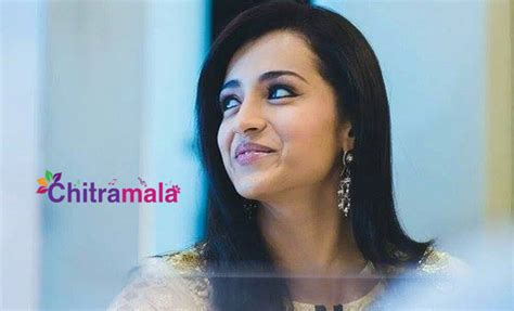 Trisha signs an exciting project