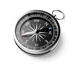 Compass definition and meaning | Collins English Dictionary