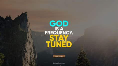 God is a frequency