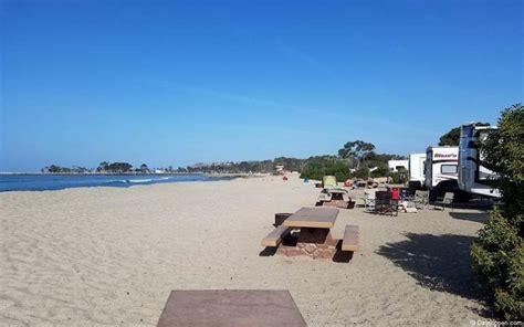 Doheny State Beach Camping & Day Use Best Campsites