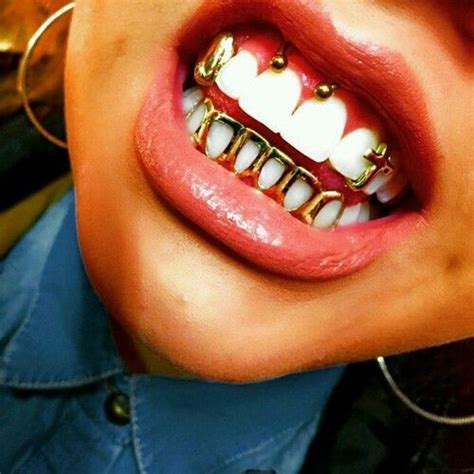 121 best Grillz images on Pinterest   Gold teeth, Gold